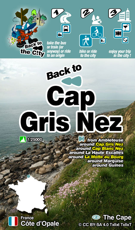 Back to Cap Gris Nez