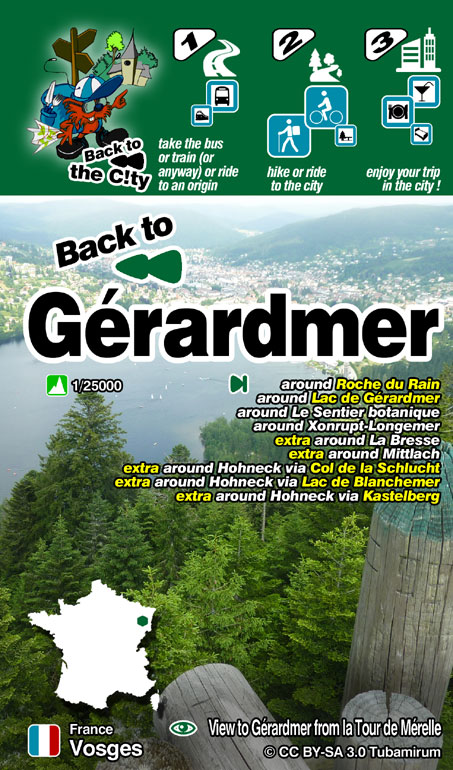 Back to Gérardmer