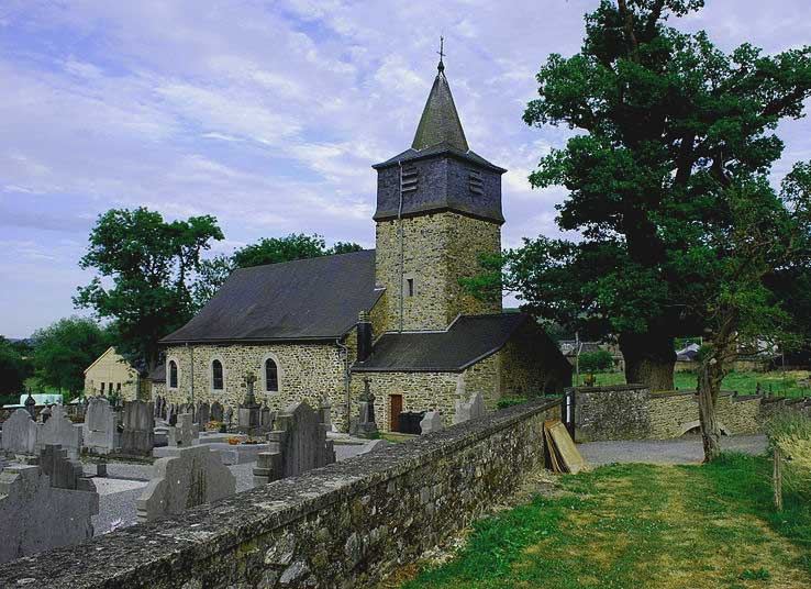 Eglise Saint-Paul de Rahier