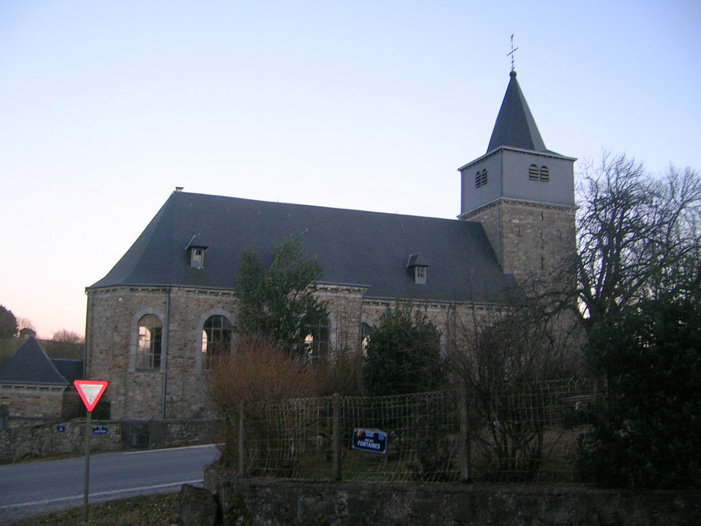 Église Saints-Pierre et Paul de Dochamps