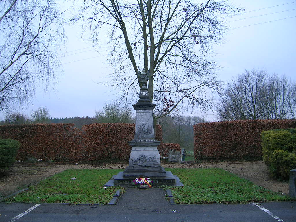 Monument aux morts de Xhoris