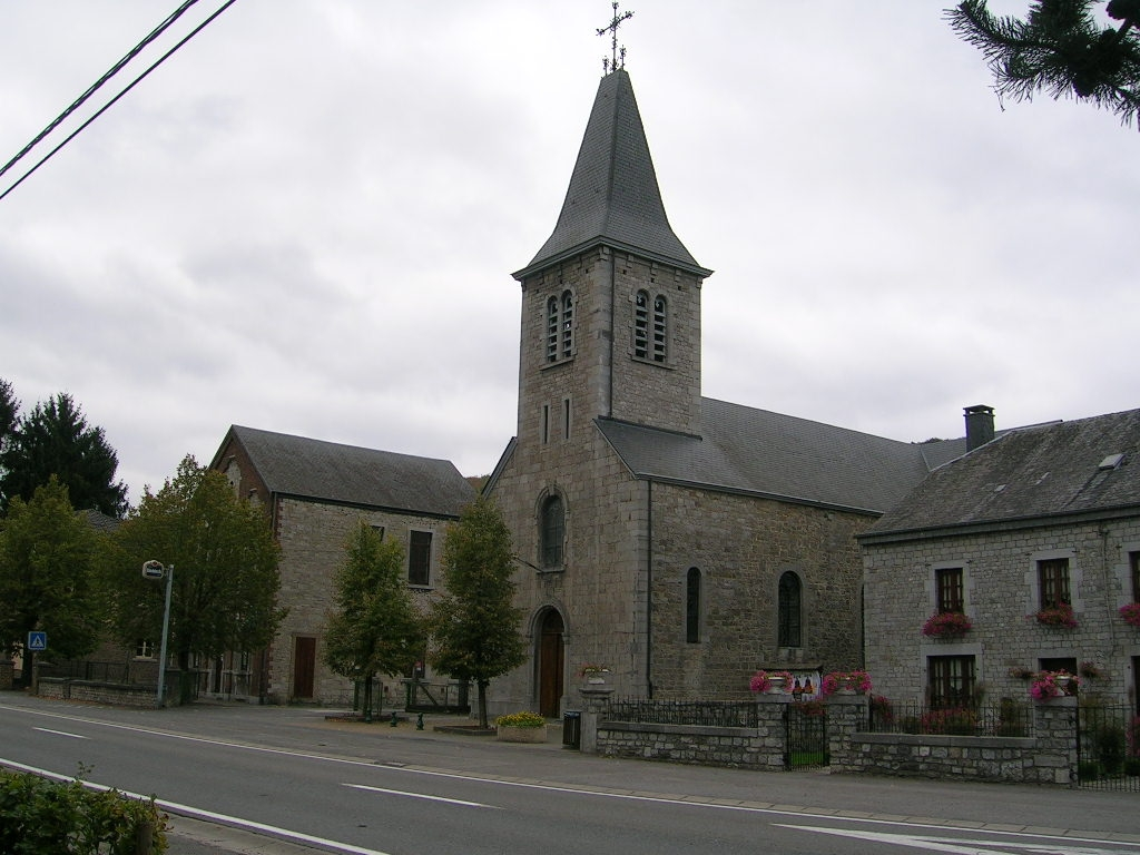Eglise Saint-Michel de Hampteau