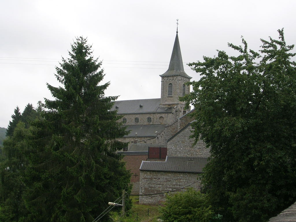 Eglise Saint-Jacques de Harzé