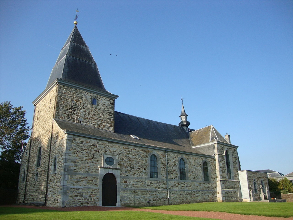 Eglise Saint-Georges d'Henri-Chapelle