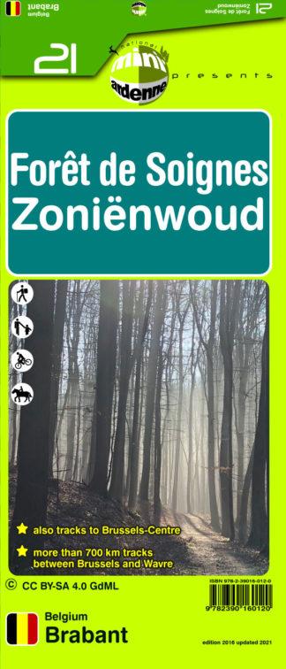 21 Forêt de Soignes/Zoniënwoud