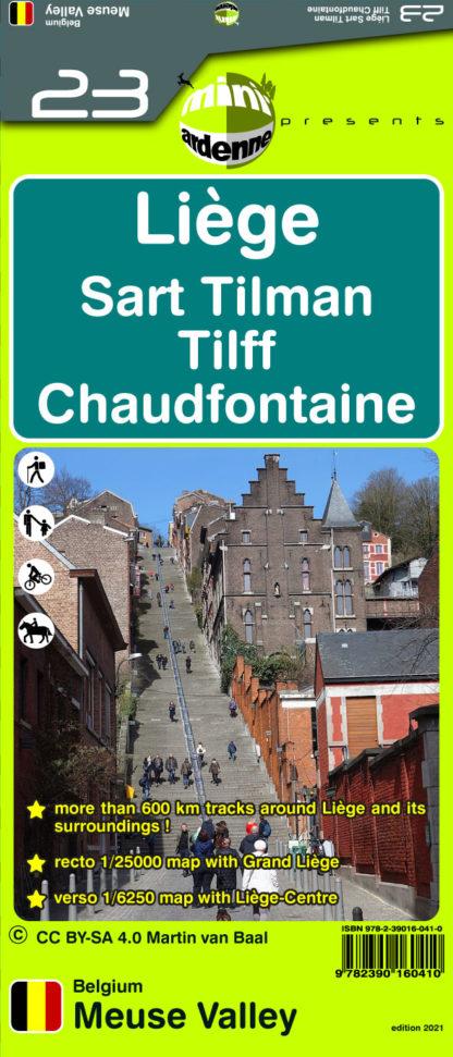 23 Liège Sart Tilman Tilff Chaudfontaine
